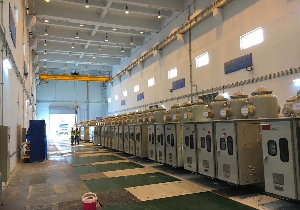 400 KV GIS Substation /Bazyan – UniTech